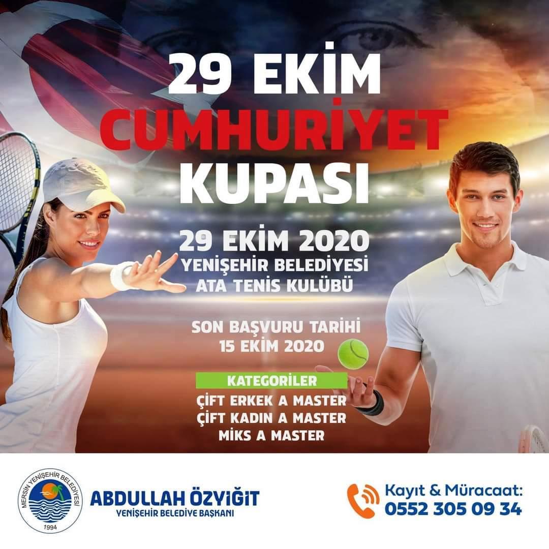 Cumhuriyet Kupası başvuruları başladı