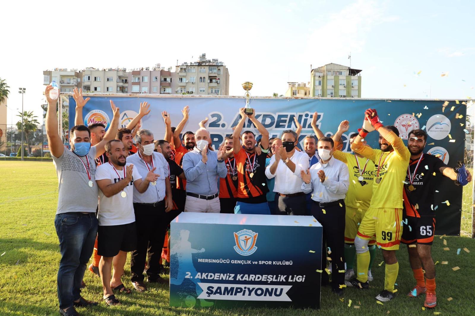 Kardeşlik Ligi Kupası sahibini buldu