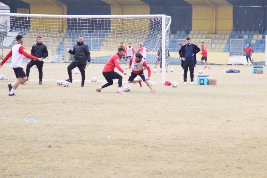 Tarsus'ta Beşiktaş heyecanı!