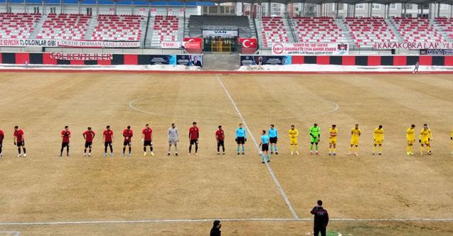 Tarsus, deplasmanda dağıldı: 3-0