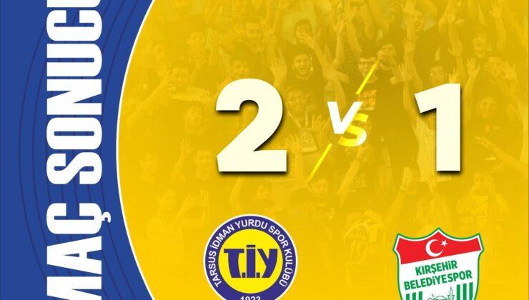 Tarsus Play-0ff aşkına: 2-1