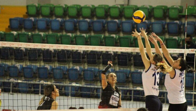 Derbi Büyükşehir'in: 3-0