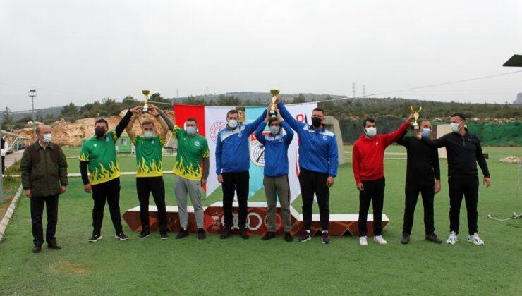 Bahar Kupası Mersin'de yapıldı
