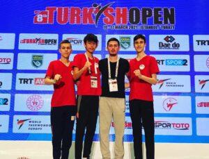 Büyükşehir GSK sporcularından büyük başarı