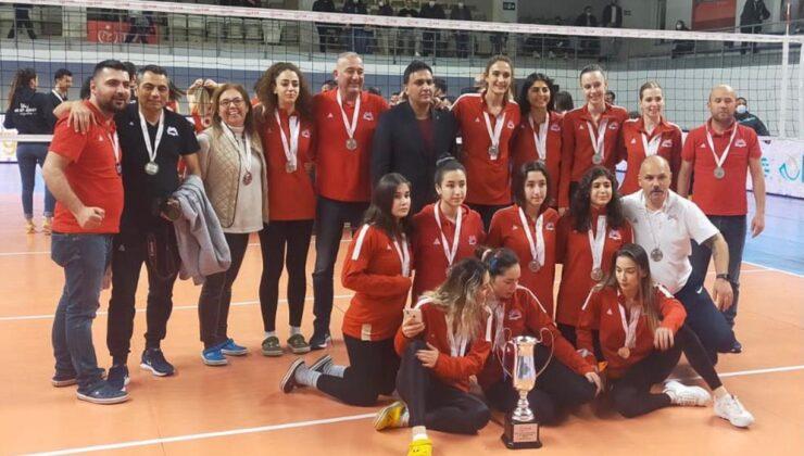 GSK Kadın Voleybol Takımı 1. Lige çıktı
