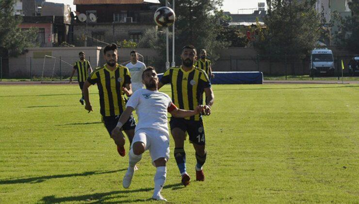 Tarsus, yenilgiyle bitirdi: 0-1