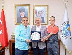 Başkan Gültak'tan ailelere 'Spor' çağrısı