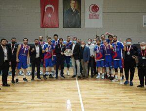 Mersin'de 3 branşta şampiyonluk sevinci