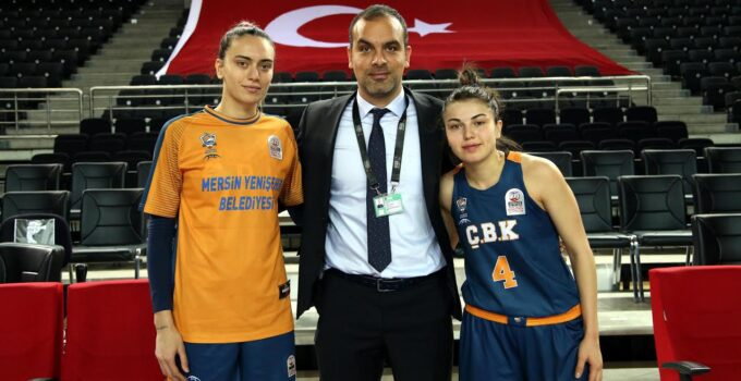 Çukurova Basketbol'dan 4 isim Milli Takımda