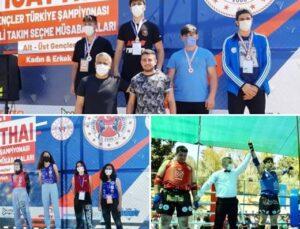 Mersinli Muaythaiciler Dünya Şampiyonasında