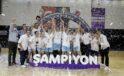 Tarsus Belediyesi Kadın Basketbol Takımı şampiyon oldu