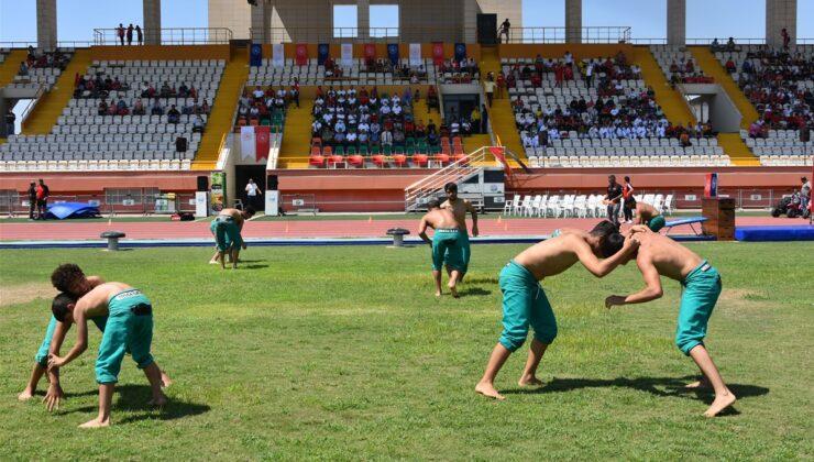 Mersin'de Spor Okulları açıldı