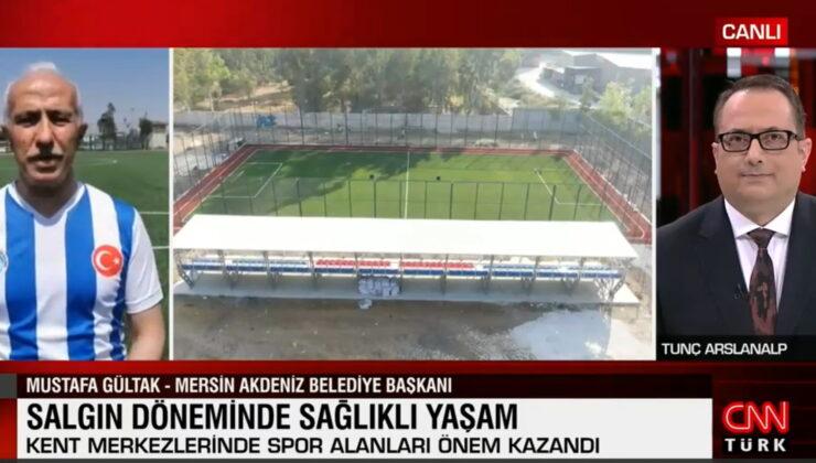 Akdeniz 'Sporcu Fabrikası' oldu