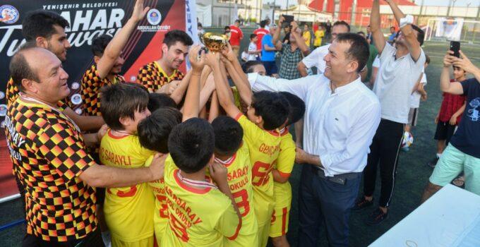 Bahar Futbol Turnuvası sona erdi