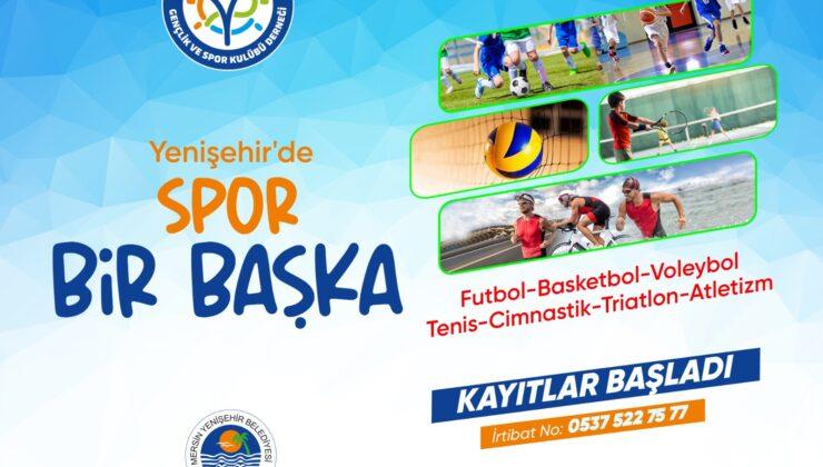 Yenişehir'de spor kurslarına kayıtlar devam ediyor