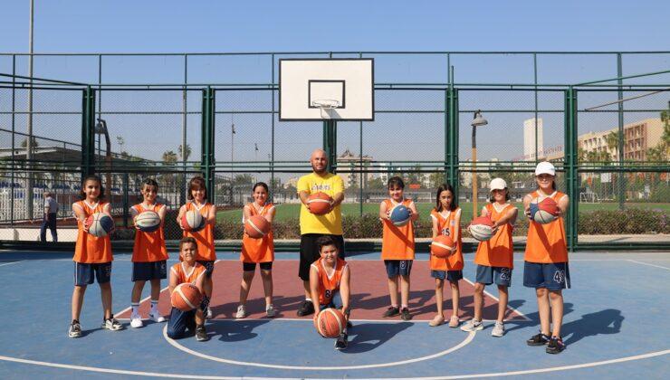 Yaz okulunda çocuklar çok mutlu