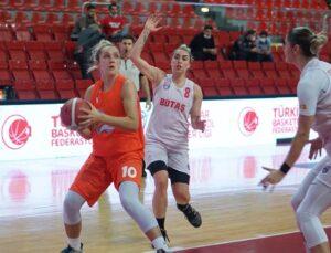 Çukurova, Botaş'a yenildi: 79-76