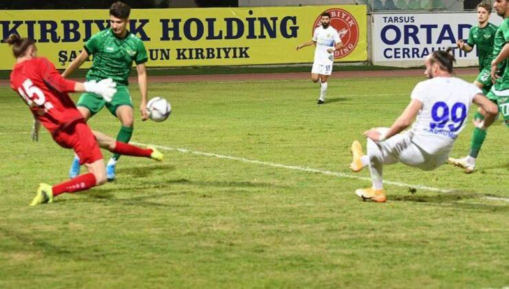Tarsus Kalpar'la iyi başladı: 1-0