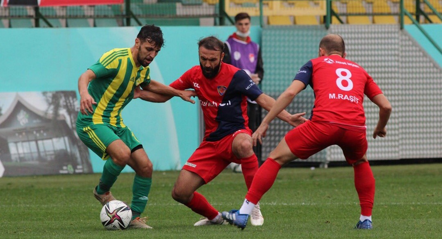 İçel, İstanbul'da dağıldı: 4-1