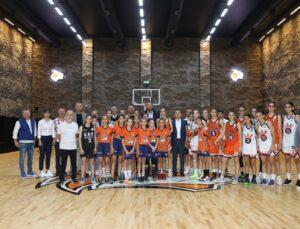 TBF Başkanı Türkoğlu, ÇBK'yı ziyaret etti